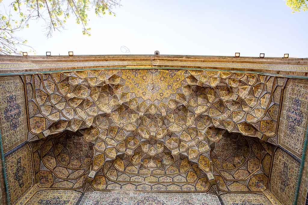 Imam Khomeni Mosque, Grand Bazaar, Tehran Grand Bazaar, Tehran, Iran