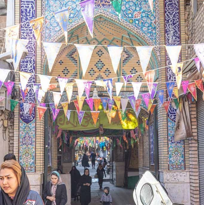 Imamzadeh Saleh, Saleh Shrine, Saleh Shrine Tajrish, Tajrish Shrine, Tajrish, Tajrish Bazaar, Tehran, Iran