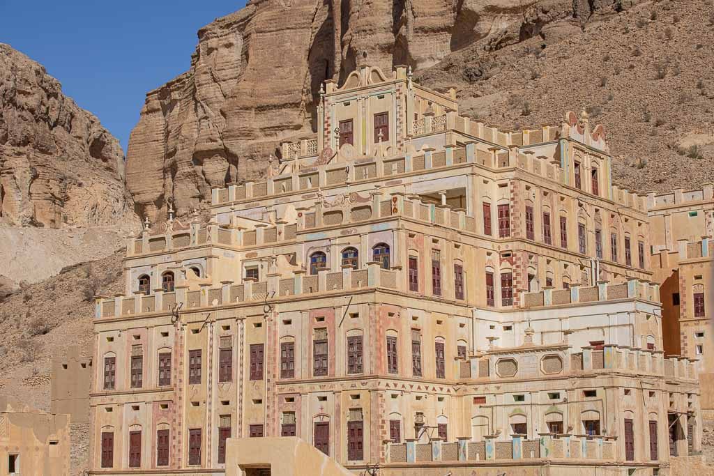 Khayla, Wadi Doan, Wadi Hadhramaut, Hadhramaut, Yemen