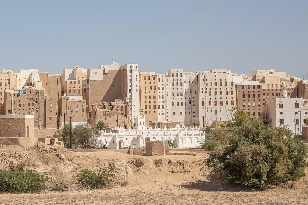 Maruf al Habiti Mosque, Maruf al Habiti, Shibam, Hadhramaut, Yemen