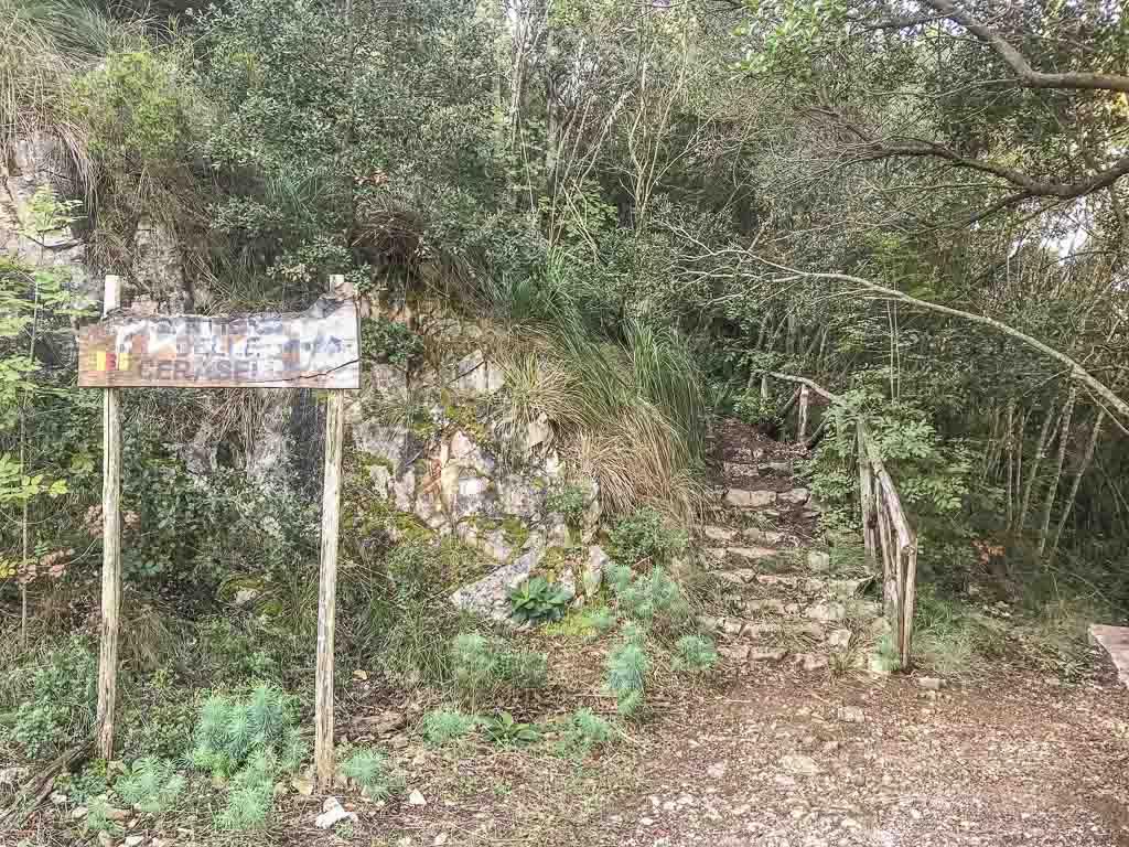 Mount Circeo, San Circeo Felica, Sabaudia, Latina, Lazio, Italy, National Park of Circeo