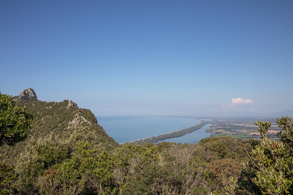 Mount Circeo, San Circeo Felica, Sabaudia, Latina, Lazio, Italy