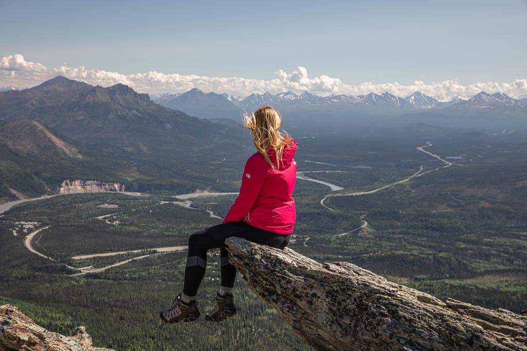 Mt Healy Overlook, Mount Healy Overlook, Denali, Denali National Park, Alaska