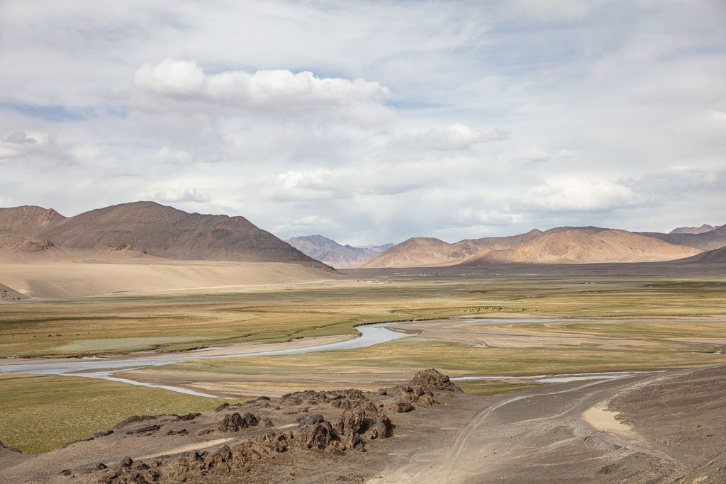 Murghab, Tajikistan, Eastern Pamir