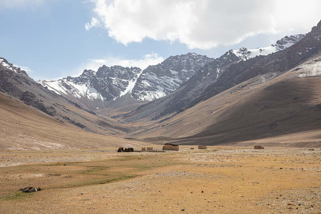 Pshart Valley, Murghab District, Tajikistan, Eastern Pamir