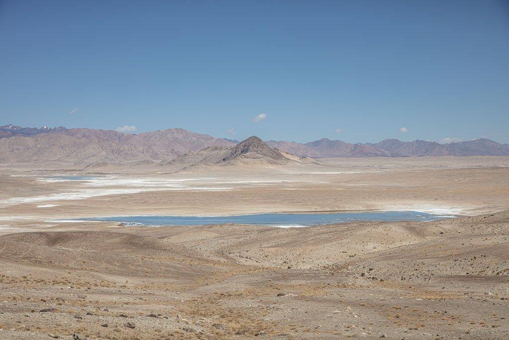 Sassykul, Tuzkul, Pamir, Pamirs, Pamir Highway, Eastern Pamir, Tajikistan