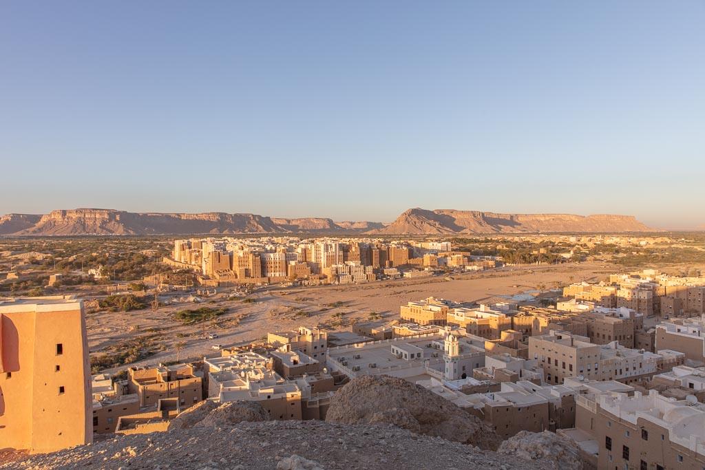Shibam, Hadhramaut, Yemen