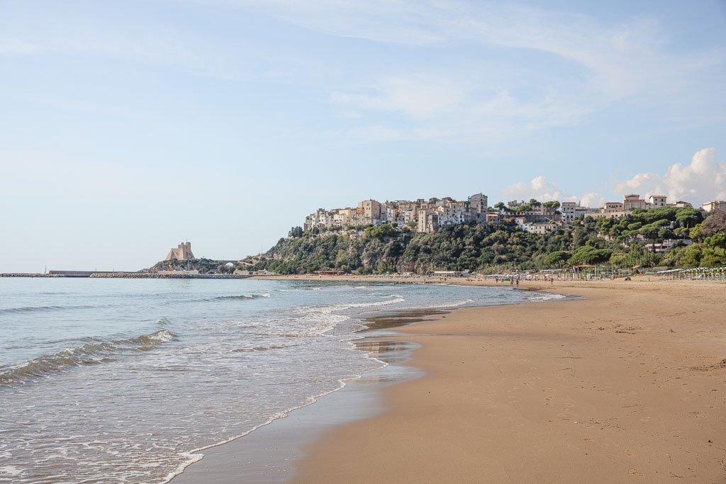 Spiaggia dell'Angello, Sperlonga, Lazio, Italy