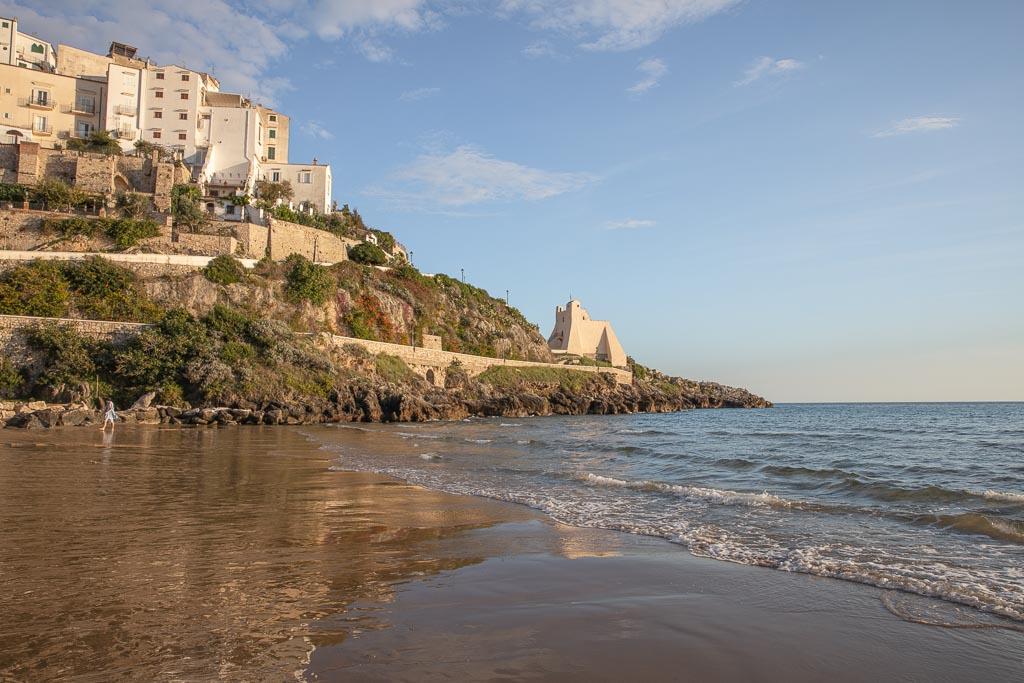 Spiaggia di Sperlonga, Sperlonga, Lazio, Italy