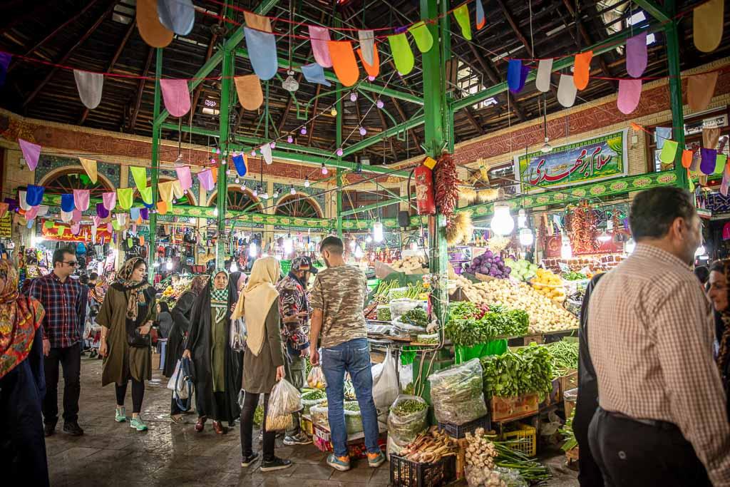 Tajrish, Tajrish Bazaar, Tehran, Iran