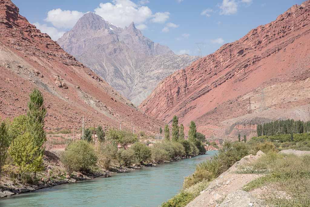 Varzob, Varzob River, Fann Mountains, Fann Mountains Guide, Tajikistan