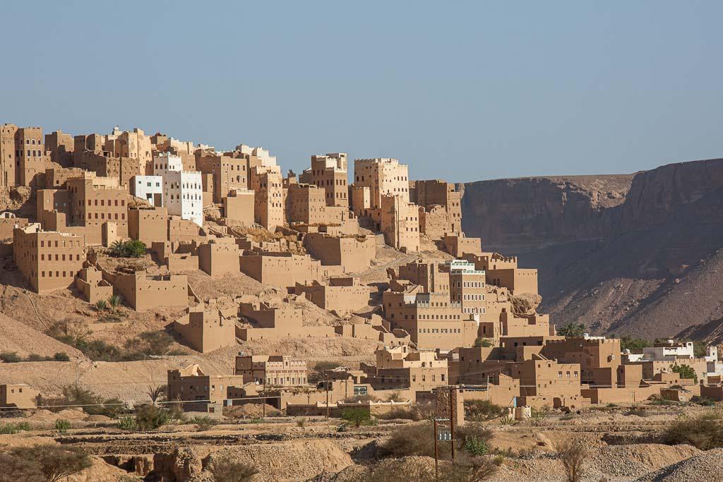 Al Hajarayn, Wadi Daw'an, Wadi Hadhramaut, Yemen