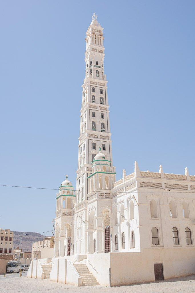 ah Muhdhar Mosque, al Muhdhar, Tarim Mosque, Tarim, Tarim Yemen, Tarim Souk, Tarim souq, Wadi Hadhramaut, Hadhramaut, Yemen