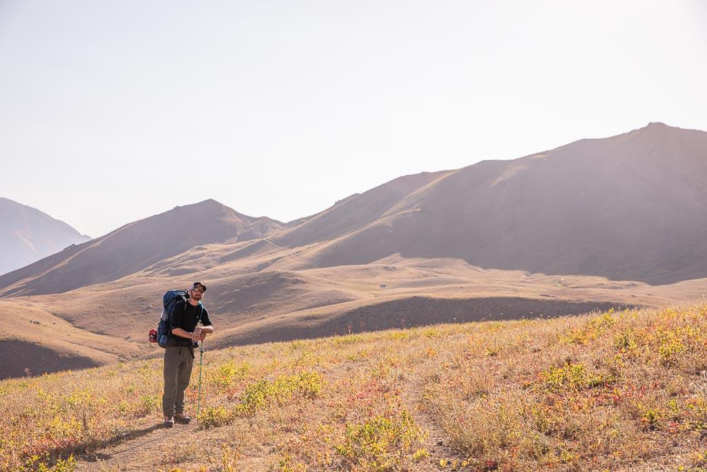 Gardan i Kaftar, Rasht Valley, Karotegin, Karotegin Valley, Badakshan, GBAO, Tajikistan, Central Asia