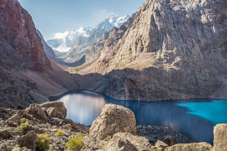 Bolshoi Allo, Zindon Valley, Fann Mountains, Tajikistan