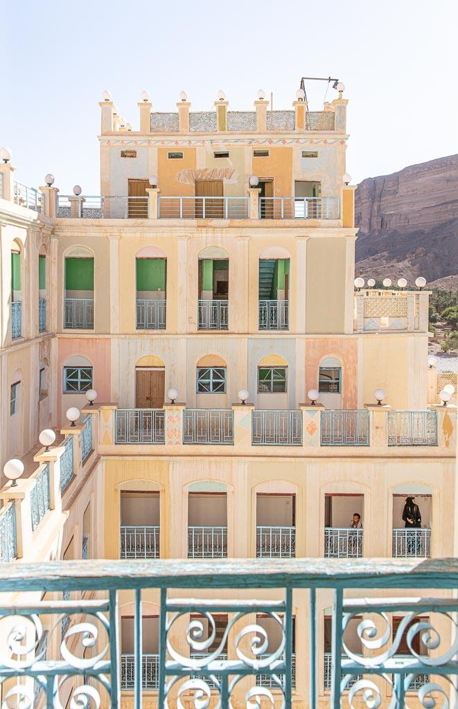 Buqshan Palace, Khayla, Wadi Doan, Wadi Dawan, Wadi Da'wan, Hadhramaust, Yemen, Middle East