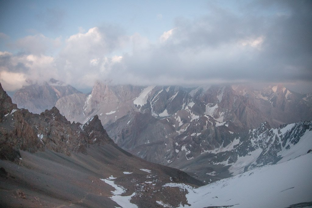 Fann Mountains, Fann Mountains Guide, Chimtarga, Chimtarga Pass, Fann Mountains, Fanski Gory, Tajikistan