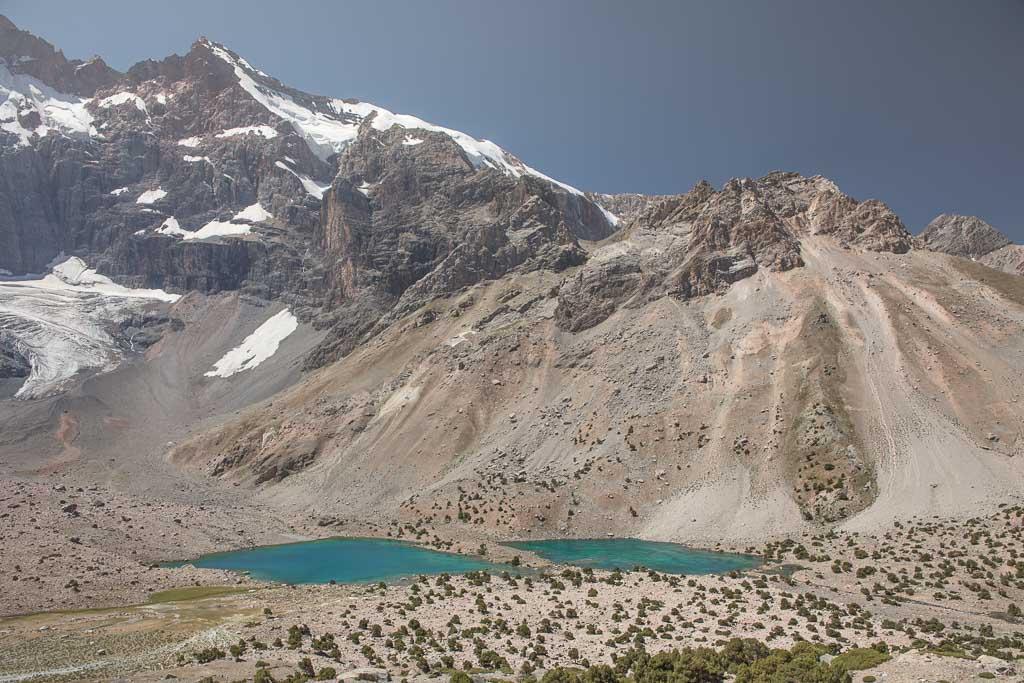 Dushakha Lakes, Fann Mountains, Tajikistan