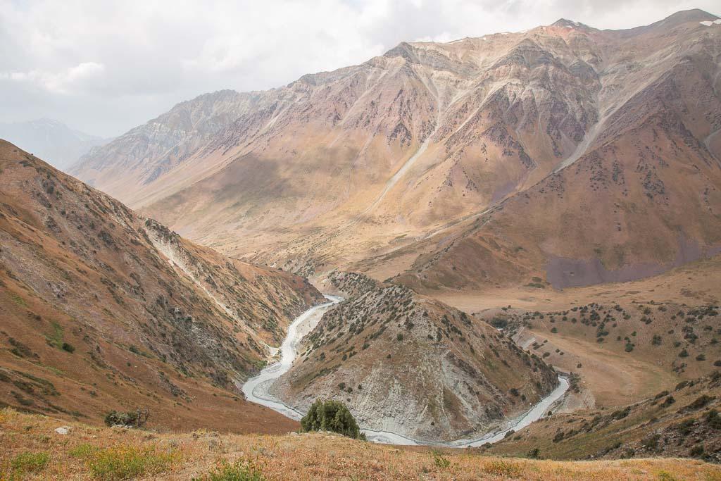 Shaklysu, Shaklysu Ruver, Tupchak, Tupchak Plateau, Gardan i Kaftar, Rasht Valley, Karotegin, Karotegin Valley, Badakshan, GBAO, Tajikistan, Central Asia