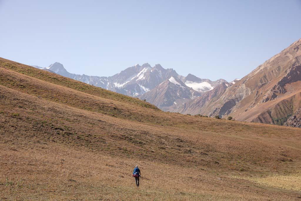 Gding, Gding Plateau, Gardan i Kaftar, Rasht Valley, Karotegin, Karotegin Valley, Badakshan, GBAO, Tajikistan, Central Asia