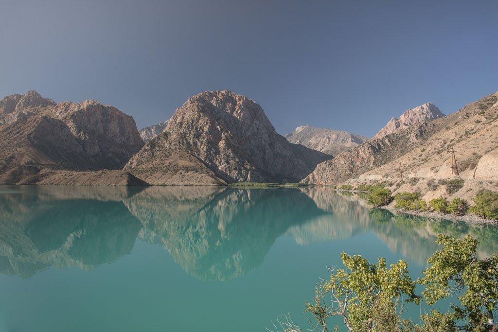 Iskanderkul, Fann Mountains, Tajikistan, Chulboi