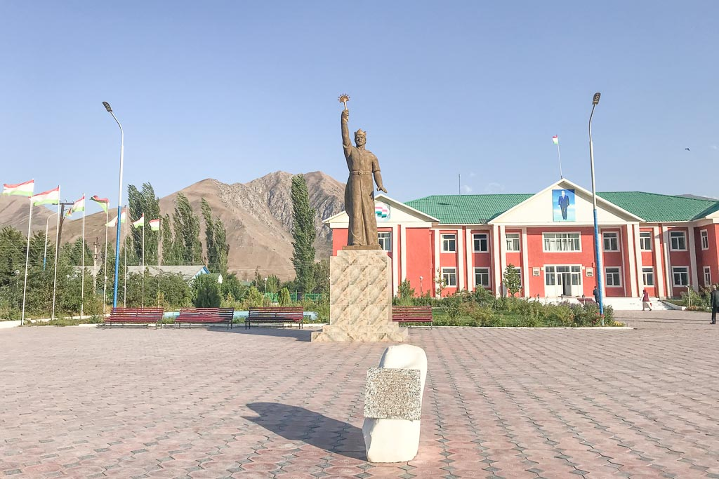 Jirgatol, Rasht Valley, Karotegin, Tajikistan