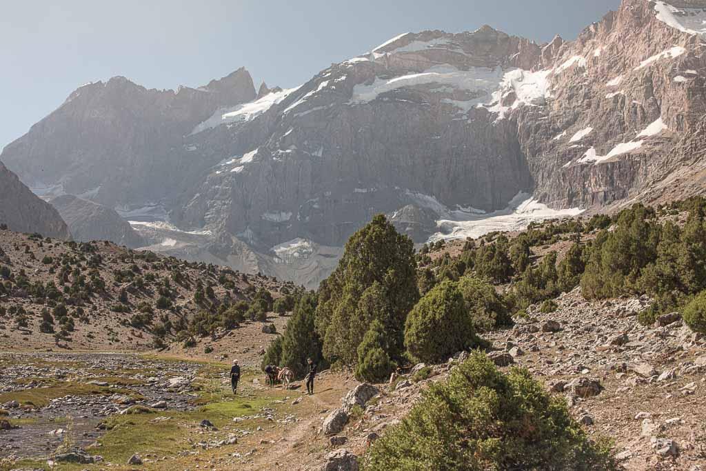 Fann Mountains, Kulikalon, Tajikistan