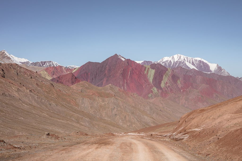 Kyzyl Art, Kyzyl Art Pass, Tajikistan