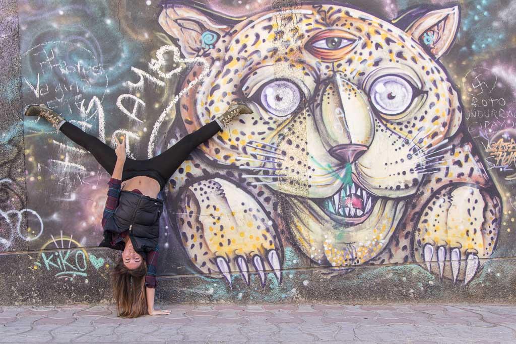 Street art, graffiti, La Paz graffiti, La Paz street art, La Paz, La Paz Bolivia, Bolivia, South America