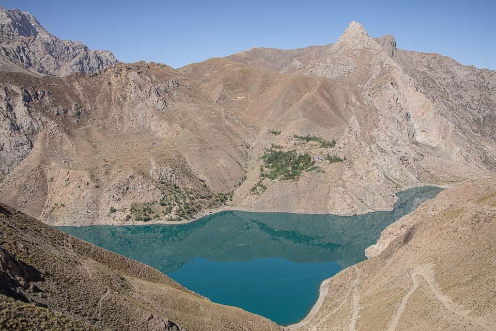 Marguzor, Tajikistan, Haft Kul