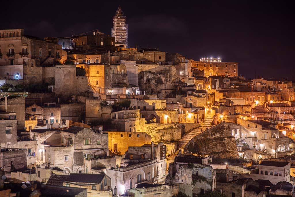Sassi, Sassi di Matera, Matera, Basilicata, Italy