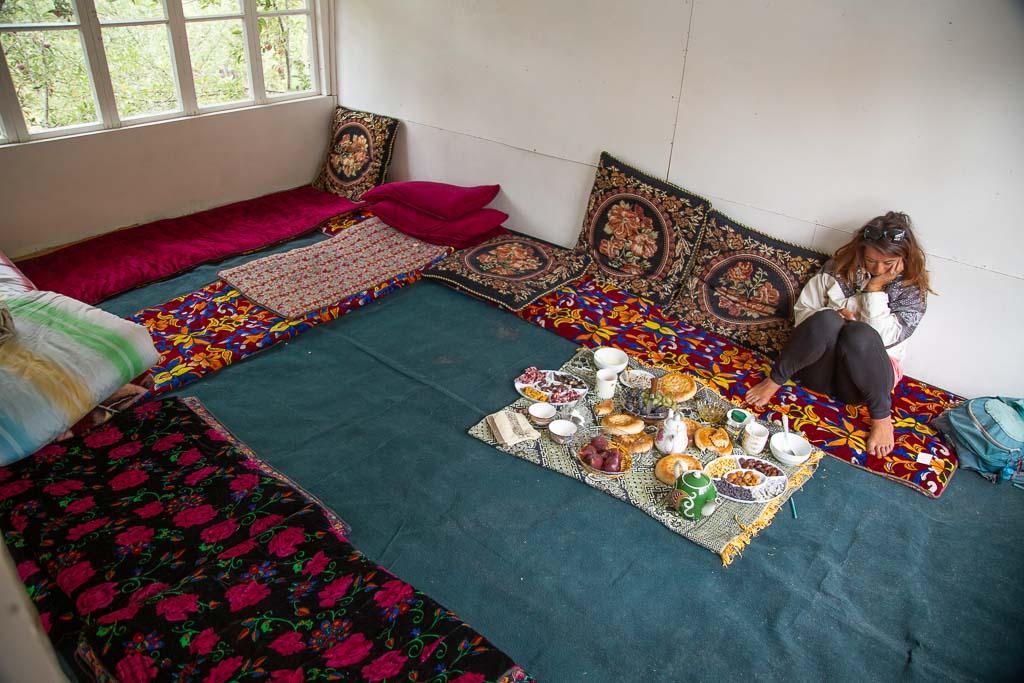 Langar, Langar Khingob, Langar Sangvor, Rasht Valley, Karotegin, Karotegin Valley, Badakshan, GBAO, Tajikistan, Central Asia