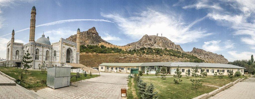 Osh, Osh Kyrgyzstan, Kyrgyzstan, Suleman Too, Pamir Highway