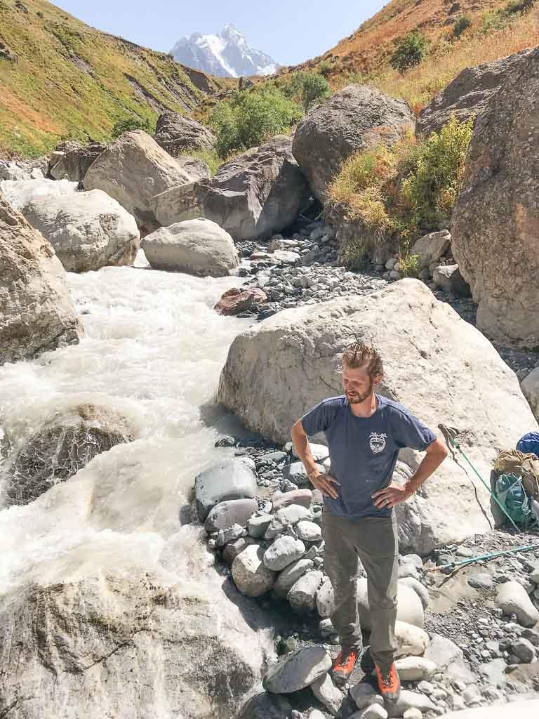 Pulisangin, Gardan i Kaftar, Tajikistan