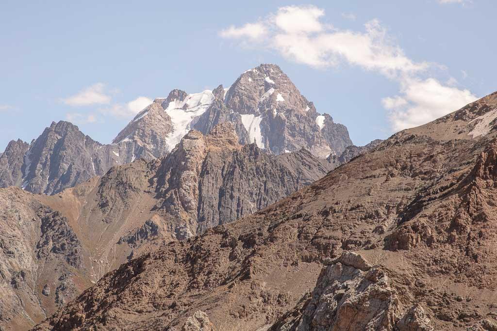 Pulisangin, Pulisangin Valley, Gardan i Kaftar, Rasht Valley, Karotegin, Karotegin Valley, Badakshan, GBAO, Tajikistan, Central Asia