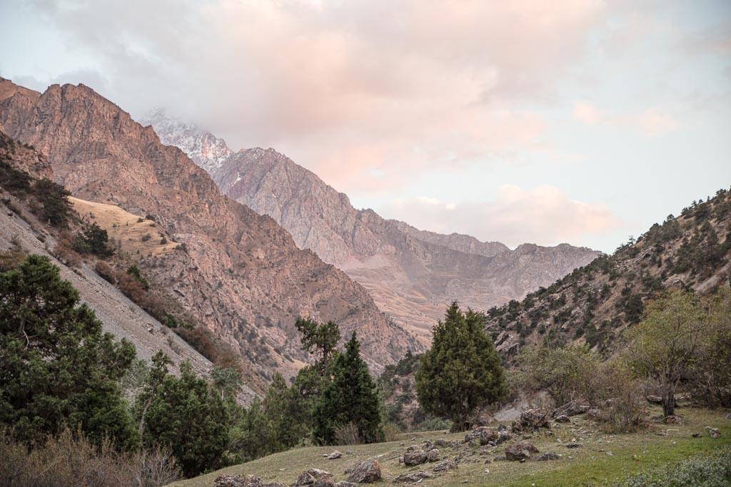 Fann Mountains Guide, Fann Mountains, Tajikistan, Sarymat River, Central Asia