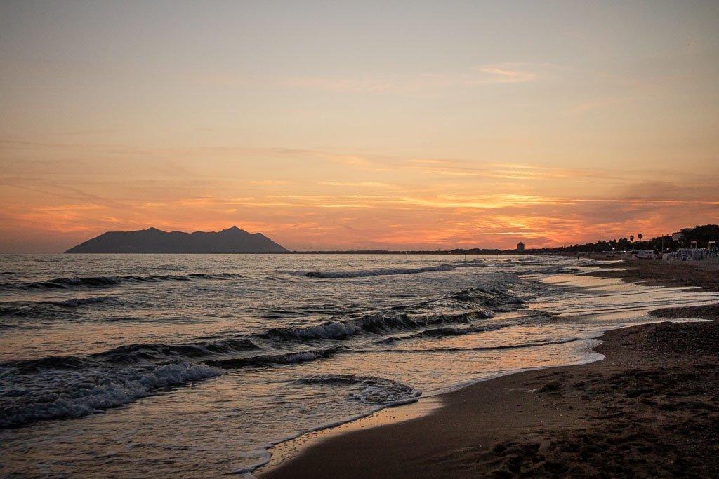 Terracina, Terracina Beach Latina, Lazio, Italy