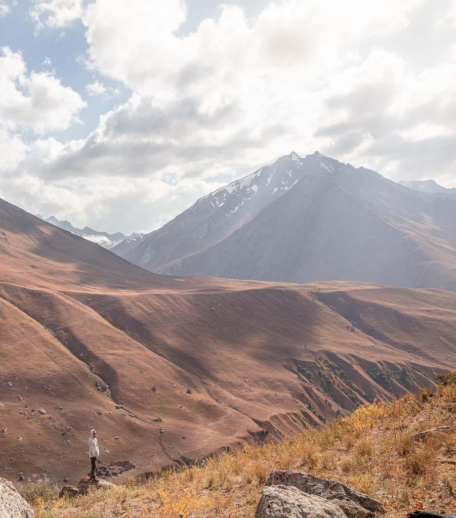 Tupchak, Tupchak Plateau, Gding, Gding Plateau, Gardan i Kaftar, Rasht Valley, Karotegin, Karotegin Valley, Badakshan, GBAO, Tajikistan, Central Asia