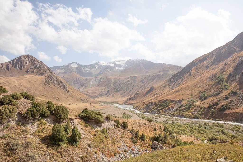 Vaisirek River, Obikulika, Obikulika River, Shaklysu, Shaklysu Ruver, Tupchak, Tupchak Plateau, Gardan i Kaftar, Rasht Valley, Karotegin, Karotegin Valley, Badakshan, GBAO, Tajikistan, Central Asia