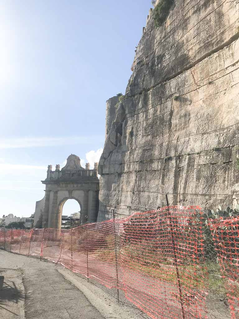 Via Appia Terracina