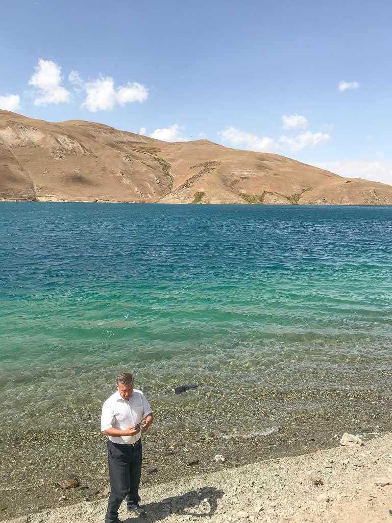 Gardan i Kaftar, Tajikistan, Yashilkul, Rasht Valley, Karotegin