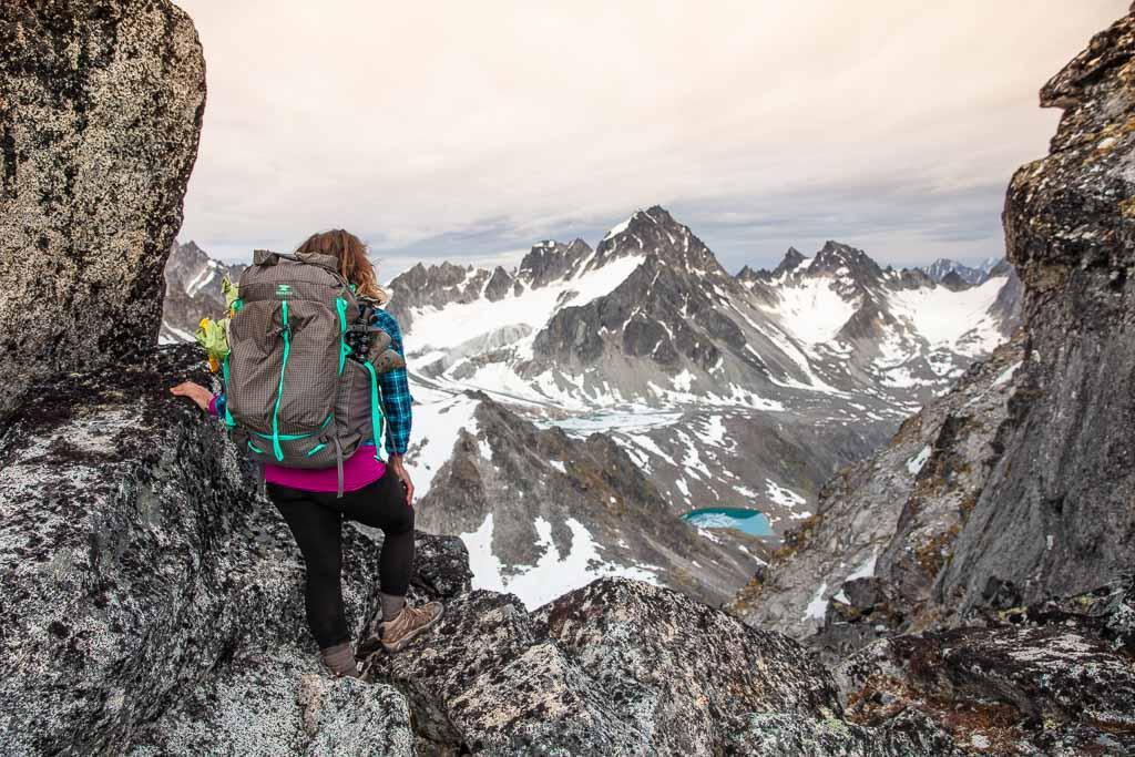 Alaska, Hatcher Pass, Bomber Traverse, Talkeetnas, Talkeetna Mountains, Backdoor Gap, off beaten path 2019