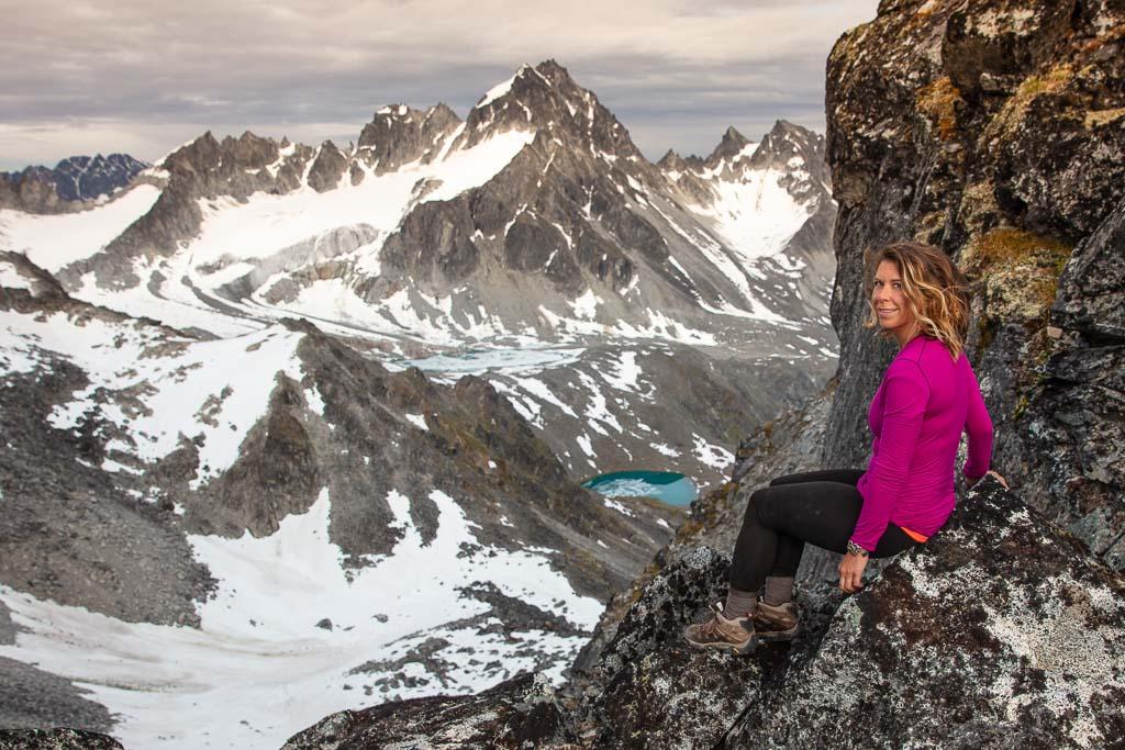 Backdoor Gap, Alaska, Hatcher Pass, Bomber Traverse, Talkeetnas, Talkeetna Mountains