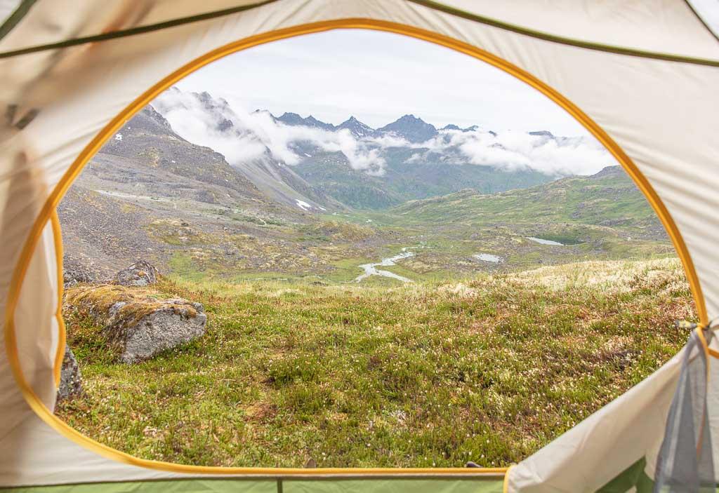 Alaska, Hatcher Pass, Bomber Traverse, Talkeetnas, Talkeetna Mountains