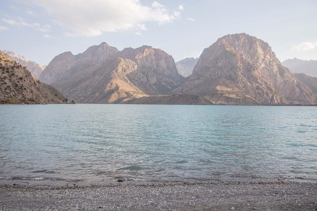 Iskanderkul, Chulboi, Tajikistan, Fann Mountains