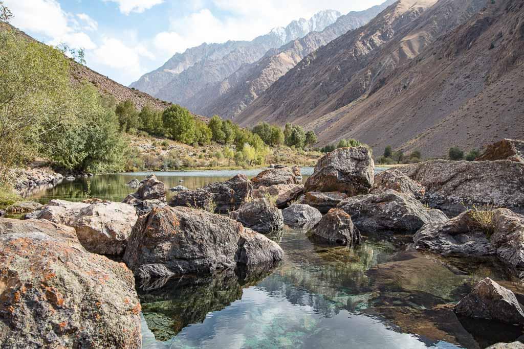 Jizeu, Jizeu trek, Bartang Highway, Bartang Valley, Jizeu Valley, Tajikistan, Western Pamir, Pamir, Pamirs, Tajikistan trekking, Central Asia, Bartang