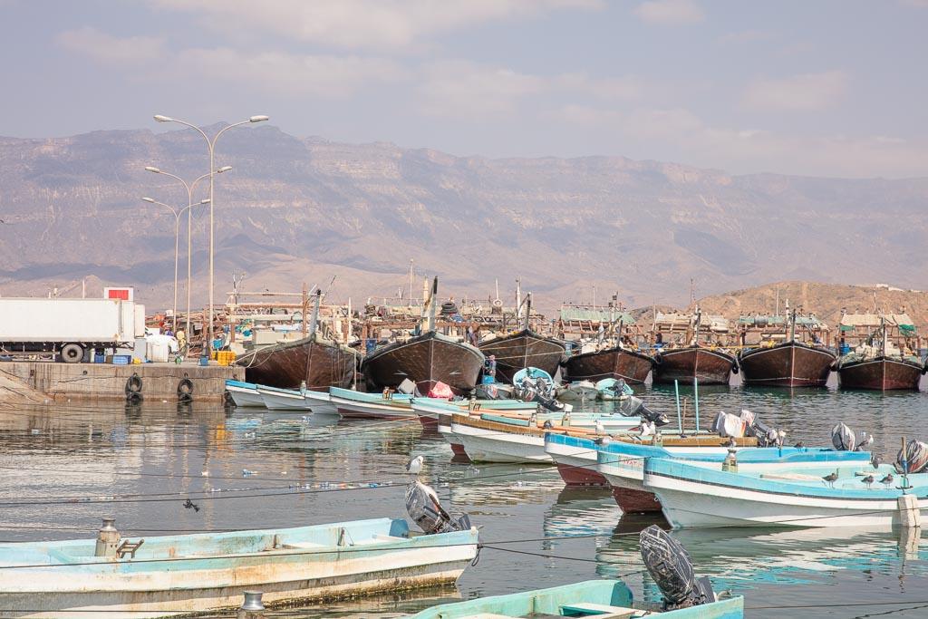 Mirbat, Dhofar, Oman