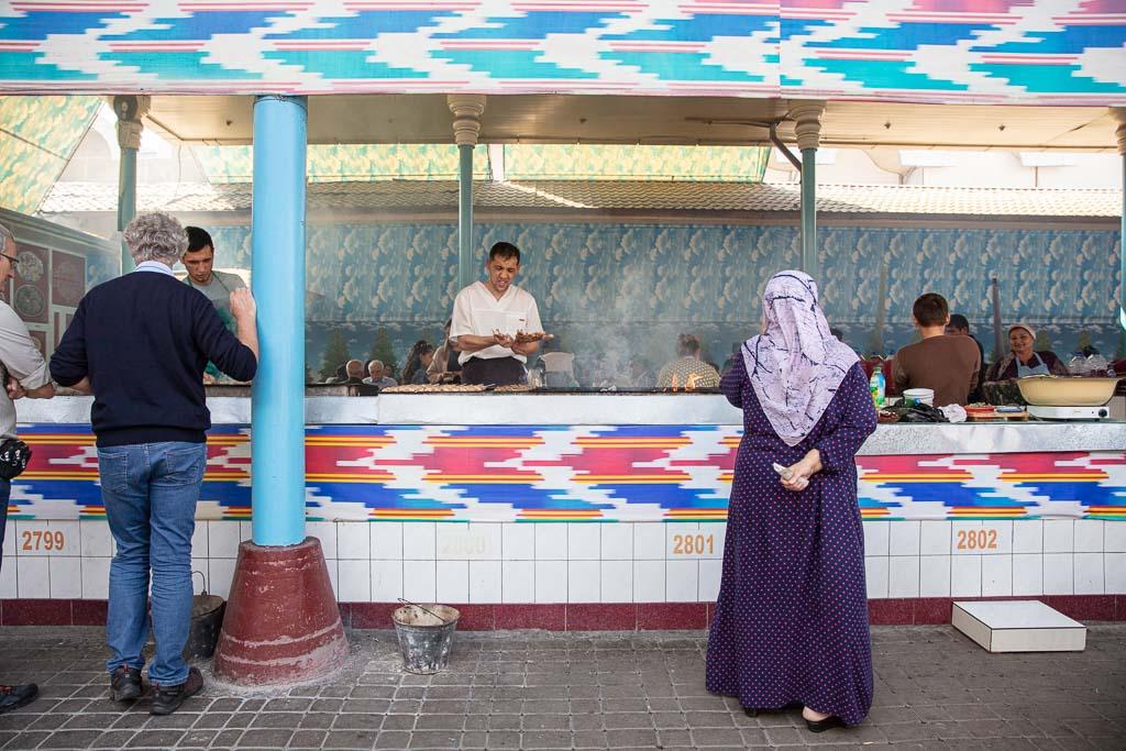 Chorsu, Chorsu Bazaar, Bazaar, Tashkent, Uzbekistan, Central Asia