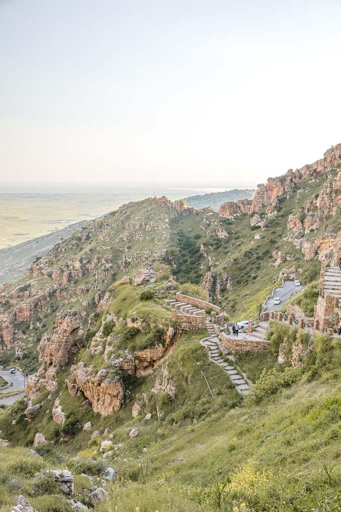 Rabban Hormizd Monastery, Alqosh, Iraqi Kurdistan, Kurdistan, Iraq