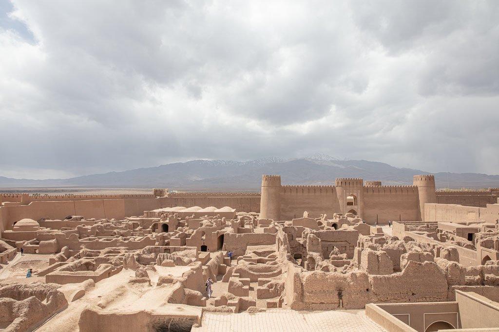 Arg e Rayen, Rayen Citadel, Kerman, Persia, Iran